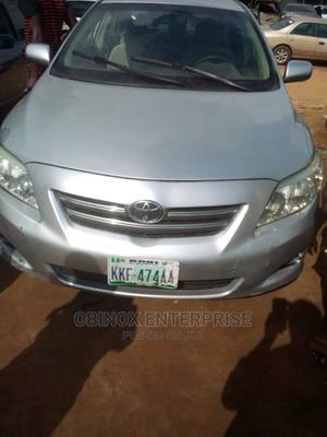 Toyota Corolla 2010 Silver | Cars for sale in Abuja (FCT) State, Gudu