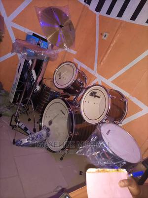 Quality Yamaha Drum Set 5 Set | Audio & Music Equipment for sale in Lagos State, Ojo