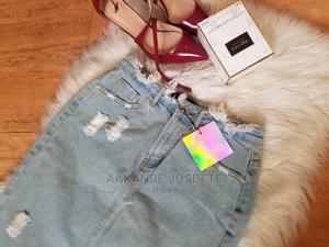 Quality Denim Skirt / Jeans Skirt Missguided | Clothing for sale in Lagos State, Lekki