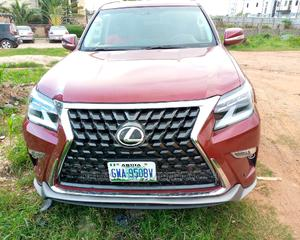 Lexus GX 2020 460 Luxury Red   Cars for sale in Abuja (FCT) State, Lokogoma