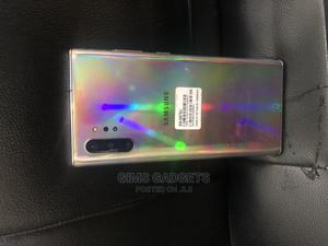 Samsung Galaxy Note 10 Plus 256 GB Silver   Mobile Phones for sale in Lagos State, Ikeja