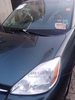Toyota Sienna 2005 XLE Limited AWD Green | Cars for sale in Lagos State, Mushin