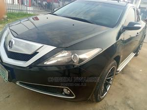 Acura ZDX 2010 Base AWD Black | Cars for sale in Rivers State, Port-Harcourt