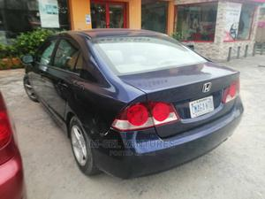Honda Civic 2007 1.8 Blue   Cars for sale in Lagos State, Isolo