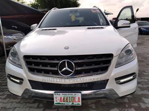 Mercedes-Benz M Class 2012 ML 350 4Matic White   Cars for sale in Edo State, Benin City