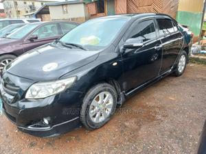 Toyota Corolla 2008 Black | Cars for sale in Lagos State, Alimosho