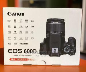 Canon EOS 600D | Photo & Video Cameras for sale in Rivers State, Port-Harcourt
