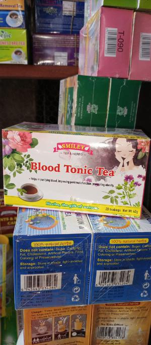 Blood Tonic Herbal Tea.   Vitamins & Supplements for sale in Lagos State, Amuwo-Odofin