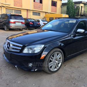 Mercedes-Benz C300 2009 Black | Cars for sale in Lagos State, Mushin