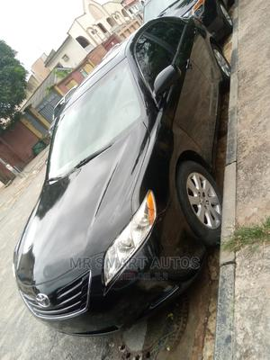Toyota Camry 2008 3.5 XLE Black   Cars for sale in Lagos State, Amuwo-Odofin