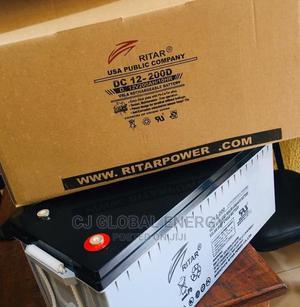 200ah 12V Ritar Battery | Solar Energy for sale in Lagos State, Maryland