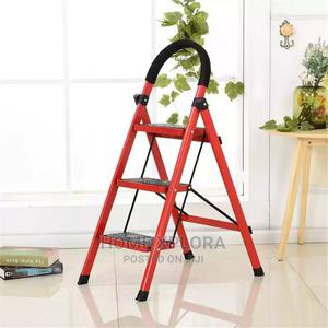 3 Step Multipurpose Foldable Ladder   Measuring & Layout Tools for sale in Lagos State, Lagos Island (Eko)