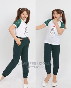 Joggers Set for Baby Girls   Children's Clothing for sale in Lagos State, Surulere