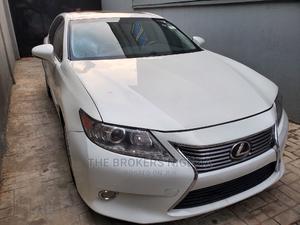 Lexus ES 2013 White | Cars for sale in Lagos State, Magodo