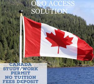 Canada Study/Work Permit Visa | Travel Agents & Tours for sale in Delta State, Ugheli