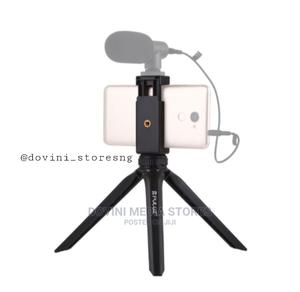 Phone Tripod Hand-Held Grip With Coldshoe Mount | Accessories for Mobile Phones & Tablets for sale in Rivers State, Port-Harcourt