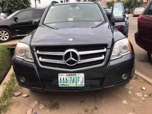Mercedes-Benz GLK-Class 2012 350 Gray   Cars for sale in Lagos State, Ikeja