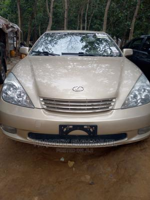 Lexus ES 2002 300 Gold | Cars for sale in Abuja (FCT) State, Apo District