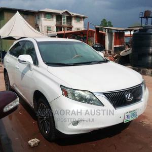 Lexus RX 2010 350 White | Cars for sale in Enugu State, Enugu