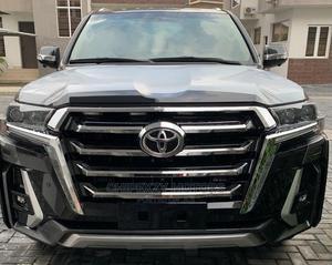 New Toyota Land Cruiser 2021 Black | Cars for sale in Lagos State, Lagos Island (Eko)
