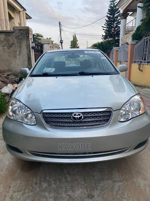 Toyota Corolla 2005 Silver | Cars for sale in Lagos State, Alimosho