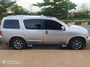 Infiniti QX56 2005 Silver | Cars for sale in Edo State, Benin City