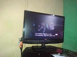 LG 24inches Flat Screen Tv   TV & DVD Equipment for sale in Abuja (FCT) State, Jabi