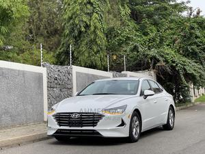 New Hyundai Sonata 2020 Limited White | Cars for sale in Abuja (FCT) State, Asokoro