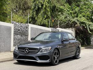 Mercedes-Benz C43 2017 Gray   Cars for sale in Abuja (FCT) State, Asokoro