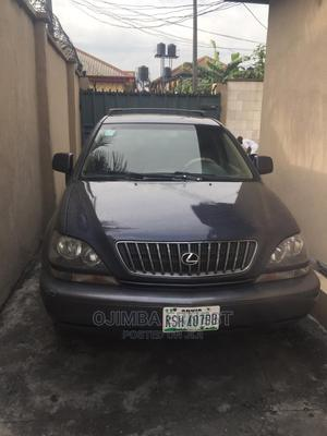 Lexus RX 1999 Blue | Cars for sale in Rivers State, Port-Harcourt