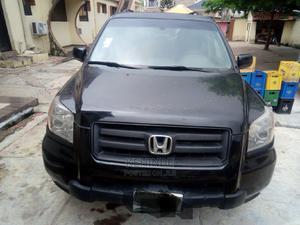 Honda Pilot 2007 EX-L 4x4 (3.5L 6cyl 5A) Black | Cars for sale in Oyo State, Ibadan