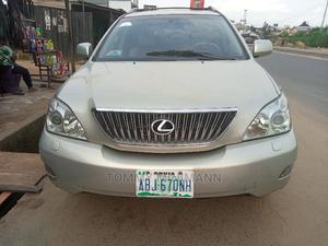 Lexus RX 2006 330 AWD Gold | Cars for sale in Rivers State, Port-Harcourt