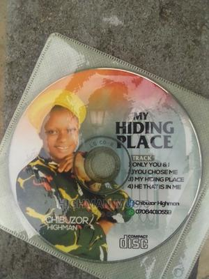 My Hiding Place by Chibuzor Highman   CDs & DVDs for sale in Rivers State, Port-Harcourt