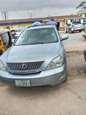 Lexus RX 2005 330 4WD Blue   Cars for sale in Lagos State, Isolo