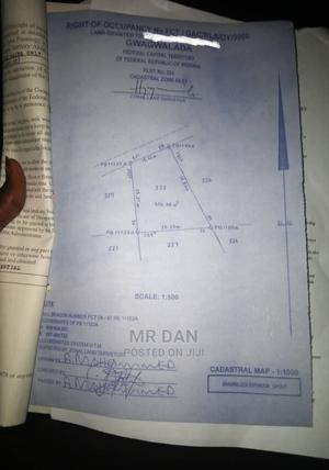 100-By-50 Plot of Land | Land & Plots For Sale for sale in Abuja (FCT) State, Gwagwalada