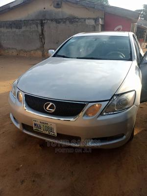 Lexus GS 2008 300 Silver | Cars for sale in Niger State, Minna