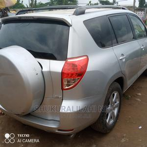 Toyota RAV4 2008 Silver   Cars for sale in Lagos State, Ikorodu
