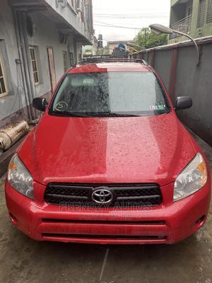 Toyota RAV4 2008 Red   Cars for sale in Lagos State, Ikeja