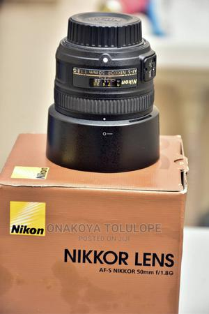 2weeks Old Nikon 50mm F 1.8 | Photo & Video Cameras for sale in Abuja (FCT) State, Kubwa