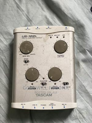 Tascam Audio Interface US-122L | Audio & Music Equipment for sale in Lagos State, Surulere