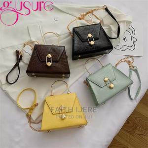 Ladies Handbag 2021 Fashionable, Portable Women's Bag. | Bags for sale in Enugu State, Enugu