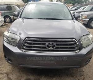 Toyota Highlander 2008 Sport Gray   Cars for sale in Lagos State, Amuwo-Odofin