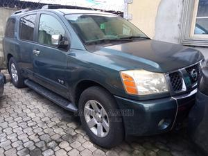 Nissan Armada 2005 4x4 LE Green | Cars for sale in Rivers State, Port-Harcourt