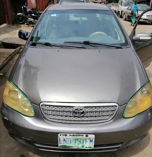 Toyota Corolla 2004 1.4 Gray | Cars for sale in Lagos State, Mushin