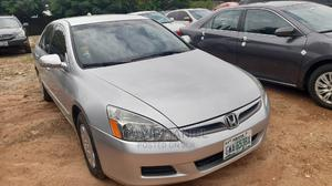 Honda Accord 2007 2.4 Exec Silver | Cars for sale in Abuja (FCT) State, Gwarinpa