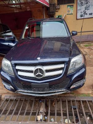 Mercedes-Benz GLK-Class 2015 Blue | Cars for sale in Anambra State, Onitsha