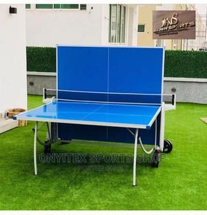 Brand New Commercial Outdoor Table Tennis Board   Sports Equipment for sale in Lagos State, Ajah