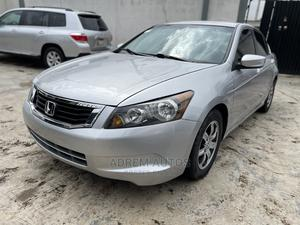 Honda Accord 2008 2.4 EX Silver   Cars for sale in Lagos State, Ogba