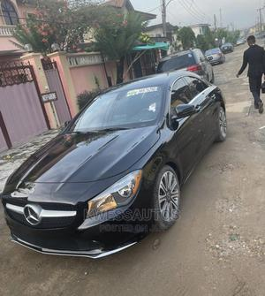 Mercedes-Benz CLA-Class 2018 Black | Cars for sale in Lagos State, Ikeja