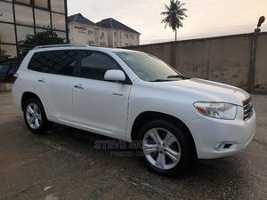 Toyota Highlander 2010 Limited White   Cars for sale in Lagos State, Isolo